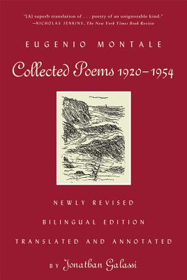 Collected Poems, 1920-1954 By Montale, Eugenio/ Galassi, Jonathan (TRN)