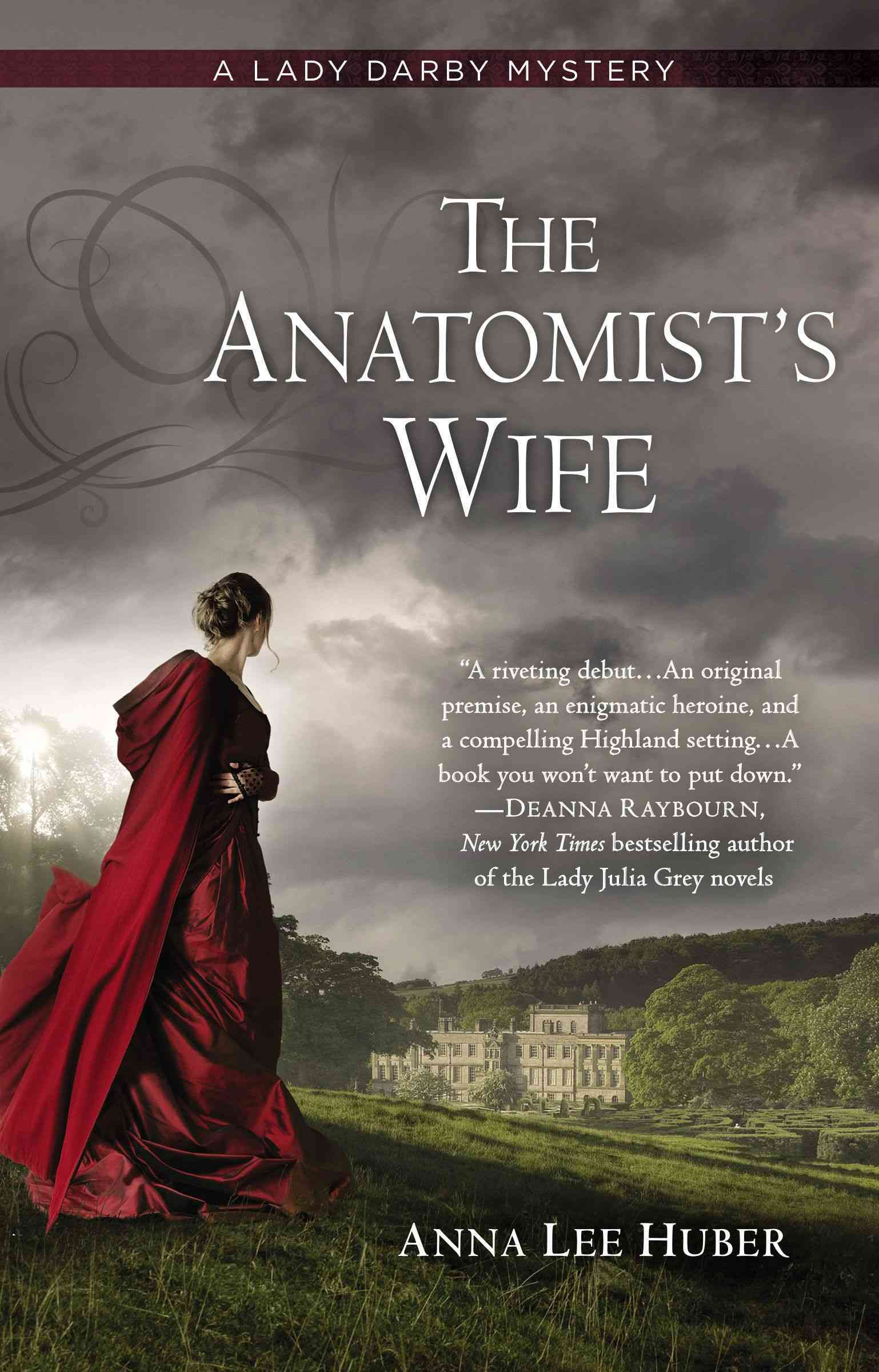 The Anatomist's Wife By Huber, Anna Lee